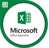Microsoft Office Specialist - Excel
