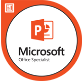 Microsoft Office Specialist - PowerPoint