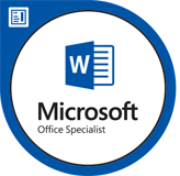 Microsoft Office Specialist - Word