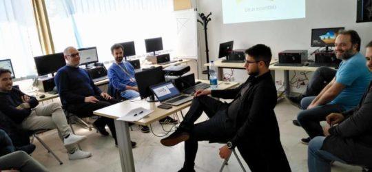 Comunicato stampa: Corso Linux avanzato a Palermo