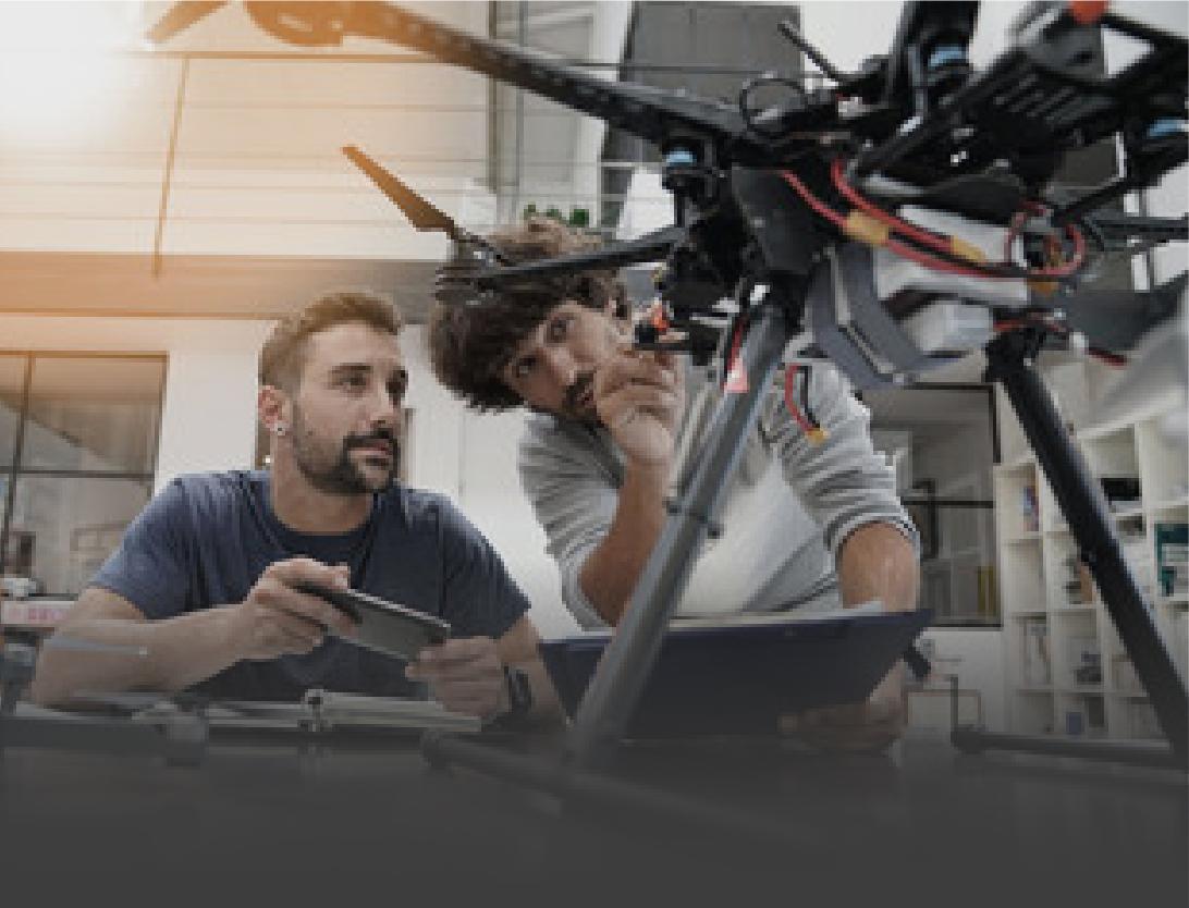 LT – Ingegneria Informatica e dell'Automazione con indirizzo Droni